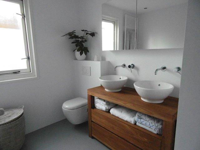 Landelijke Badkamer Kopen ~ Betonlook Tegels Badkamer Betonlook tegels badkamer tg wonen